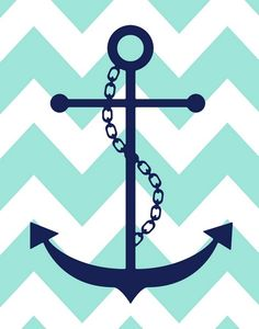 Anchor chevron clipart banner transparent download Chevron Anchor Navy Light | Clipart Panda - Free Clipart Images banner transparent download