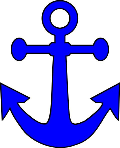 Free clipart images of anchor svg royalty free stock ship printables free | Anchor clip art - vector clip art online ... svg royalty free stock