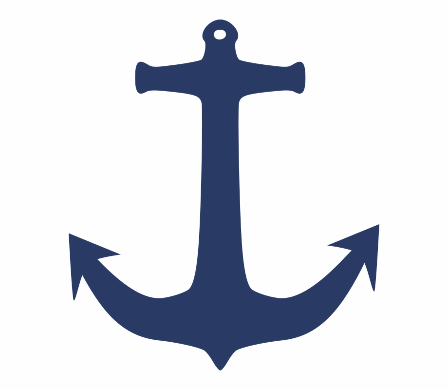 Anchor heart clipart invisible