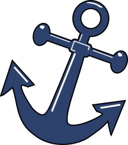 Anchor clipart pretty freeuse stock Cute Anchor Clip Art | Clipart Panda – Free Clipart Images – anchor art freeuse stock