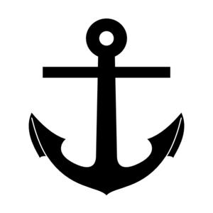 Anchor clipart public domain hope vector Anchor Clip Art at Clker.com - vector clip art online, royalty free ... vector