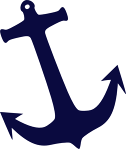Anchor clipart public domain hope free download Tilt Navy Anchor clip art - vector clip art online, royalty free ... free download