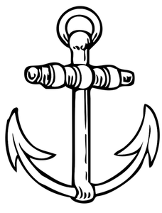 Anchor clipart public domain hope clip free download 468 anchor free vector file | Public domain vectors clip free download