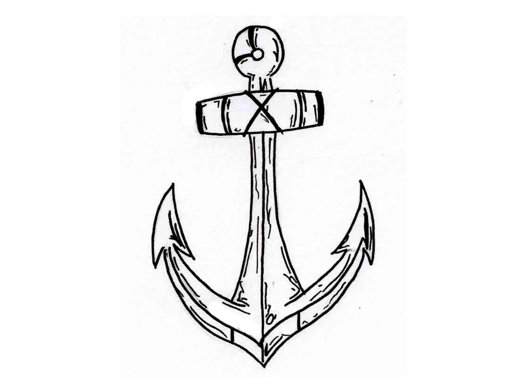 Anchor with heart clipart meaning clip transparent library Anchor Tattoos Designs, Ideas and Meaning   Tattoos For You - Clip ... clip transparent library