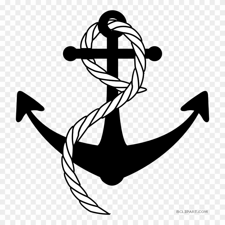 Anchor with rope clipart jpg download Anchor With Rope Transparent Clipart Anchor Rope Clip - Anchor With ... jpg download