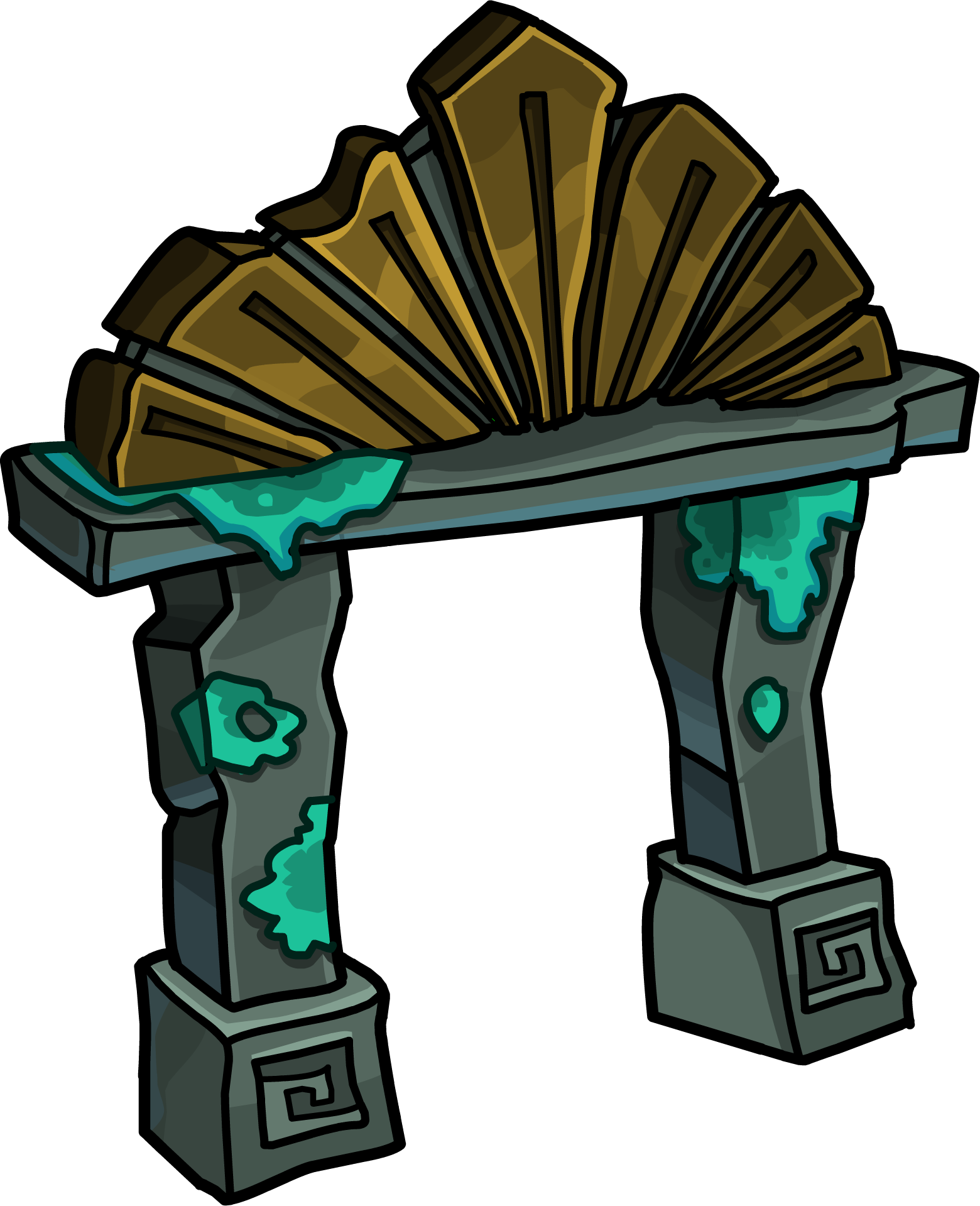 Ancient archway clipart clipart library Ancient Archway | Club Penguin Wiki | FANDOM powered by Wikia clipart library