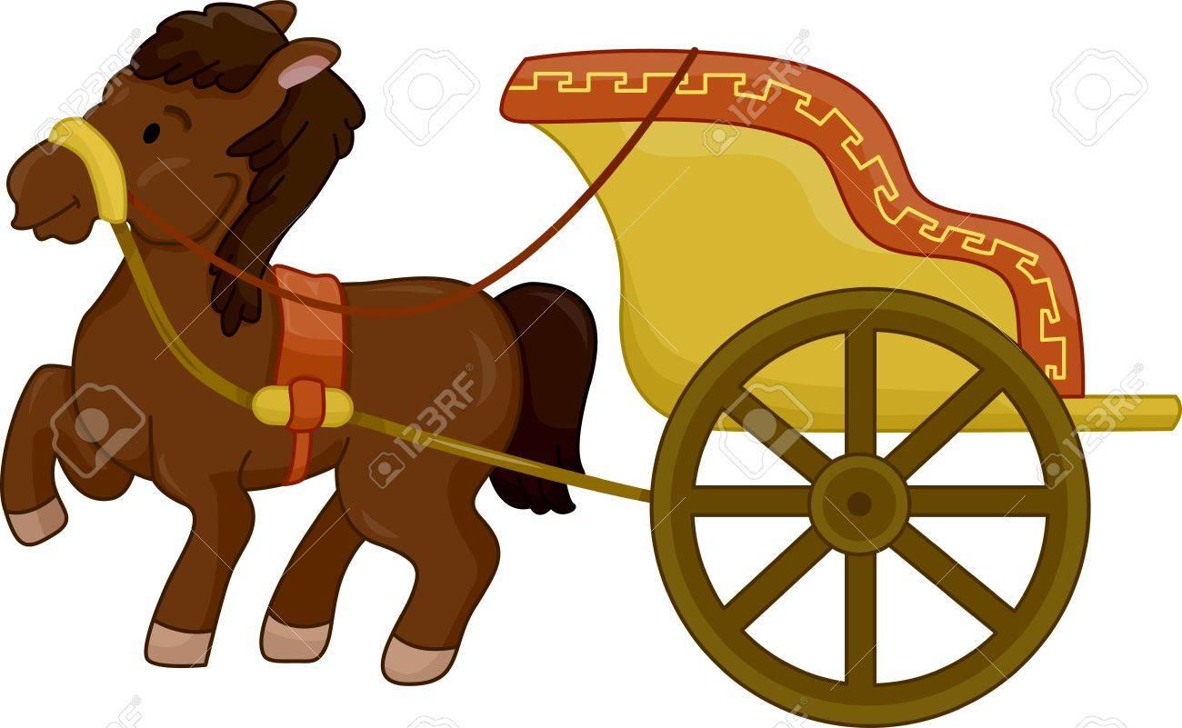 Ancient cart clipart banner transparent library Indian horse cart clipart 10 » Clipart Station banner transparent library