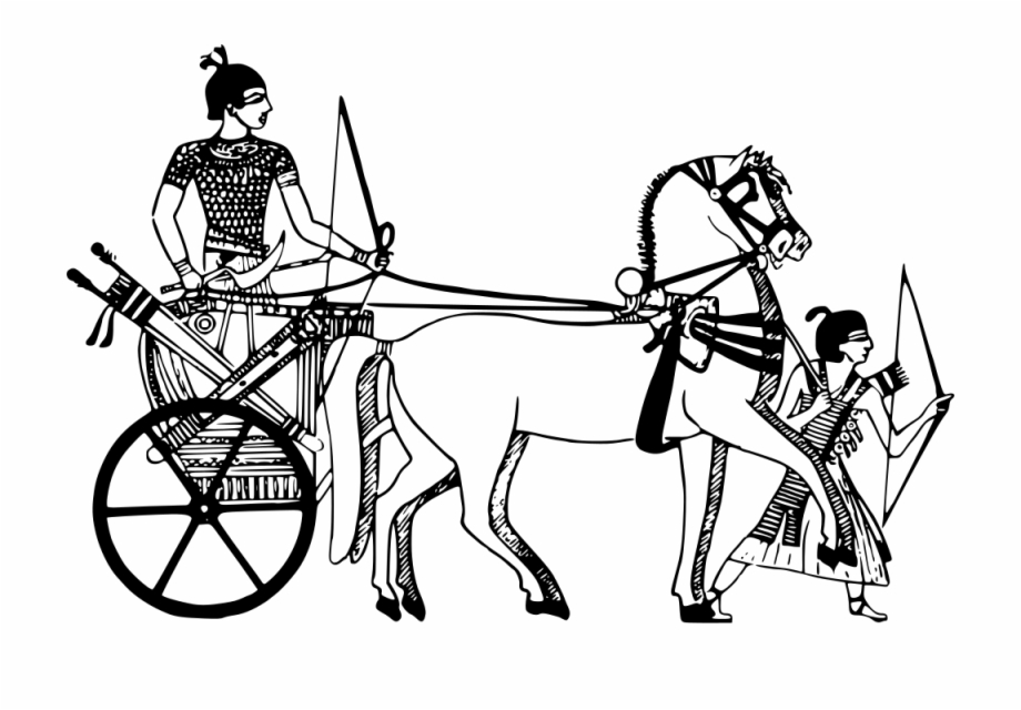 Ancient cart clipart jpg free Cart Drawing At Getdrawings Com Free For - Ancient Egyptian Chariots ... jpg free