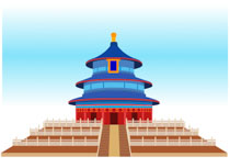 Ancient chinese temple clipart vector free Free Ancient China Clipart - Clip Art Pictures - Graphics ... vector free