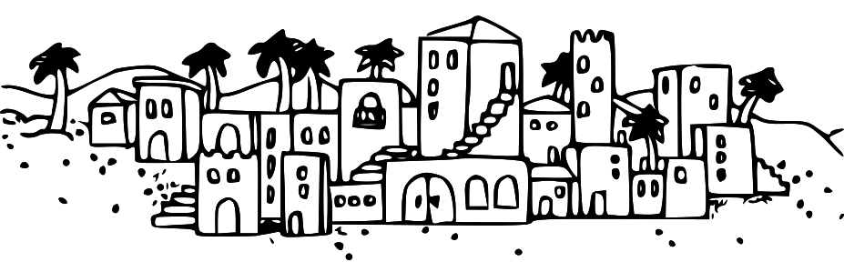 Ancient cities clipart graphic royalty free library Free Ancient Bible Cliparts, Download Free Clip Art, Free Clip Art ... graphic royalty free library