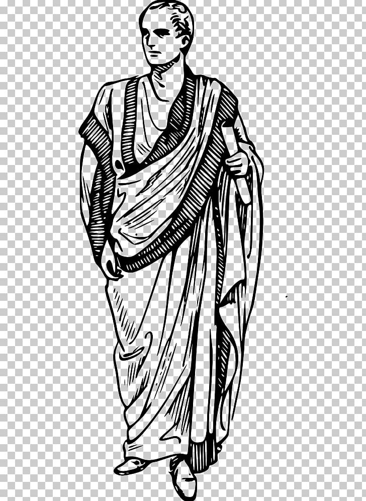 Ancient clothing clipart png royalty free library Ancient Rome Ancient Greece Toga Tunic Clothing PNG, Clipart ... png royalty free library