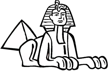 Ancient egypt clipart black and white free library Egyptian Clipart   Free download best Egyptian Clipart on ClipArtMag.com free library