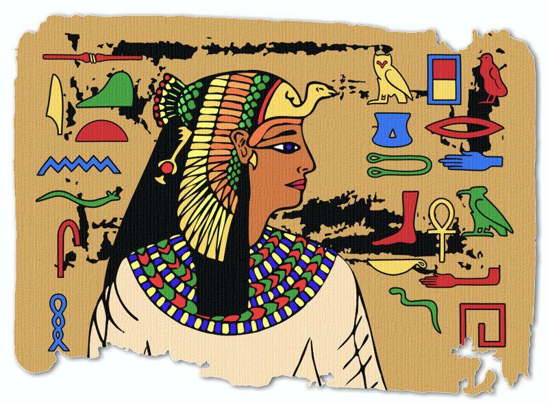 Ancient egypt painting clipart clipart transparent download Ancient Egyptian Art Lessons clipart transparent download