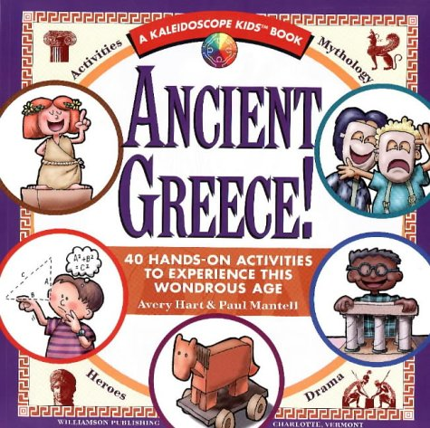 Ancient greece clipart market place graphic black and white library Ancient Greece!: 40 Hands-On Activities to Experience This Wondrous ... graphic black and white library