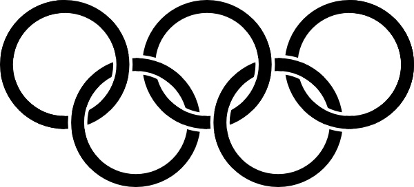 Free clipart images olympic rings clipart library download Olympic Clipart Free | Free download best Olympic Clipart Free on ... clipart library download