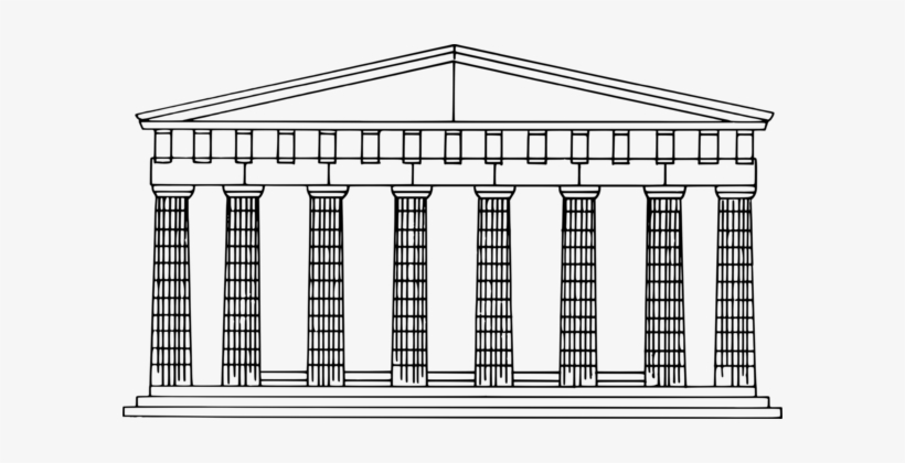 Ancient greek architecture clipart clipart royalty free library Ancient Greece Ancient Greek Architecture Doric Order - Greek ... clipart royalty free library