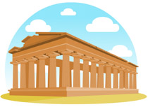 Ancient greek clipart clip free library Free Ancient Greece Clipart - Clip Art Pictures - Graphics ... clip free library