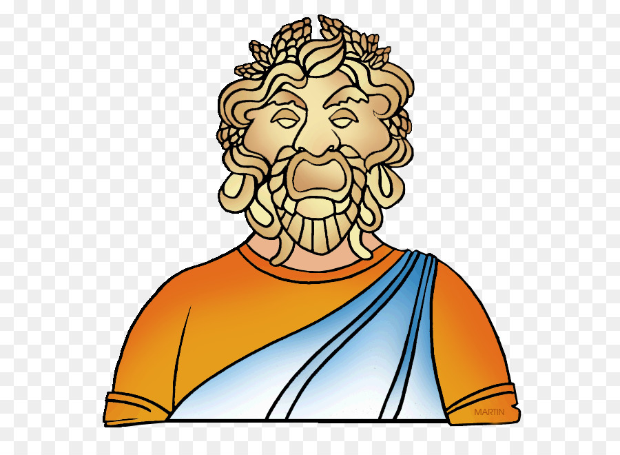 Ancient greek theater clipart free jpg freeuse Hair Cartoon png download - 648*648 - Free Transparent Ancient ... jpg freeuse