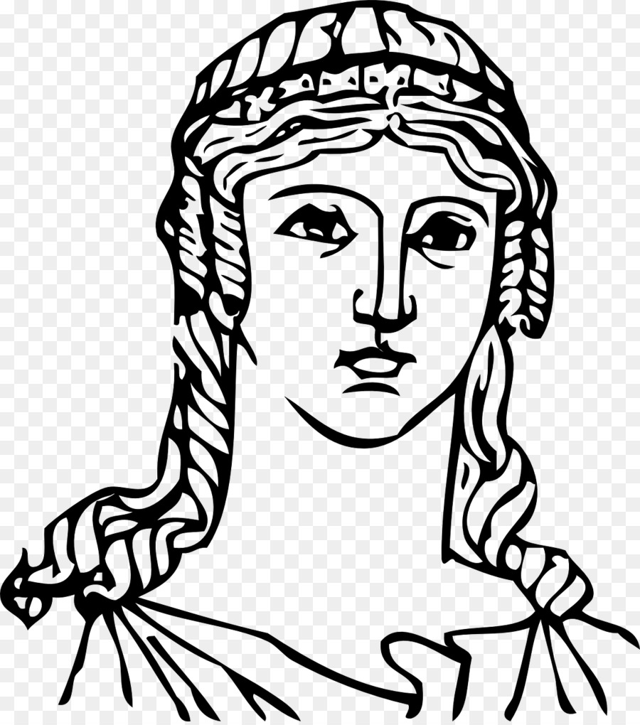 Ancient greek woman clipart banner free library Download greek woman head drawing clipart Ancient Greece Clip art banner free library
