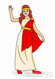Ancient greek woman clipart picture freeuse Roman Girl Clipart & Free Clip Art Images #21139 - Clipartimage.com picture freeuse