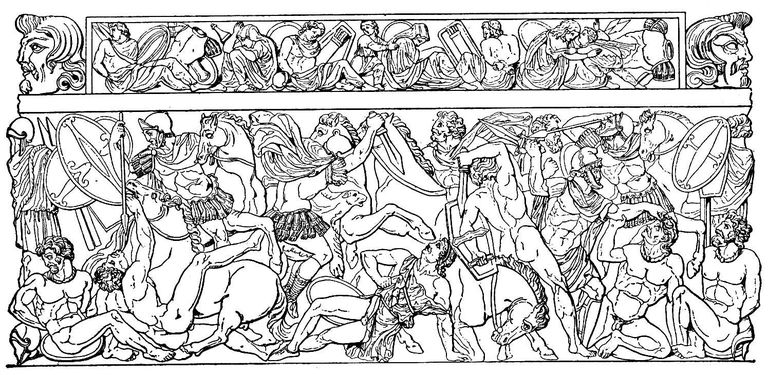 Ancient invasion clipart library What Happened to the Ancient Romans? library