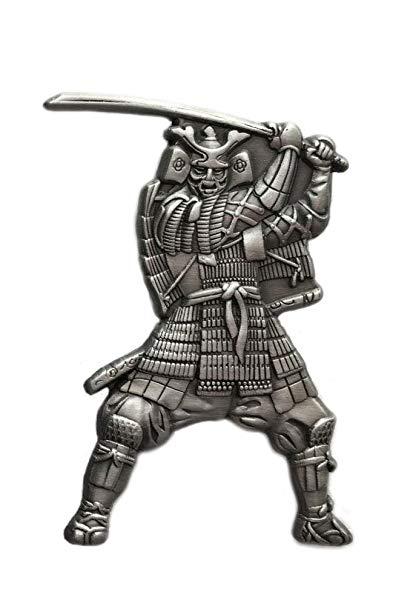 Ancient japanes warriors clipart clip art Ancient Japanese Samurai Warrior with Katana Sword, Emperor Lapel Pin  (Silver/Pewter), 1 piece, Blade, Brooch, Japan\'s Rising Sun, Bushido Code,  ... clip art