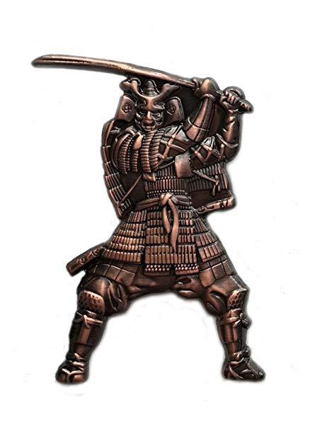 Ancient japanes warriors clipart clip freeuse library Ancient Japanese Samurai Warrior with Katana Sword, Emperor Lapel Pin  (Bronze), 1 piece, Blade, Brooch, Japan\'s Rising Sun, Bushido Code,  Imperial ... clip freeuse library