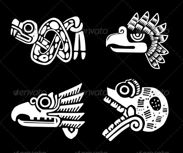 Ancient mexican designs clipart graphic library library Indian Design ... abstract, american, ancient, animal, art ... graphic library library