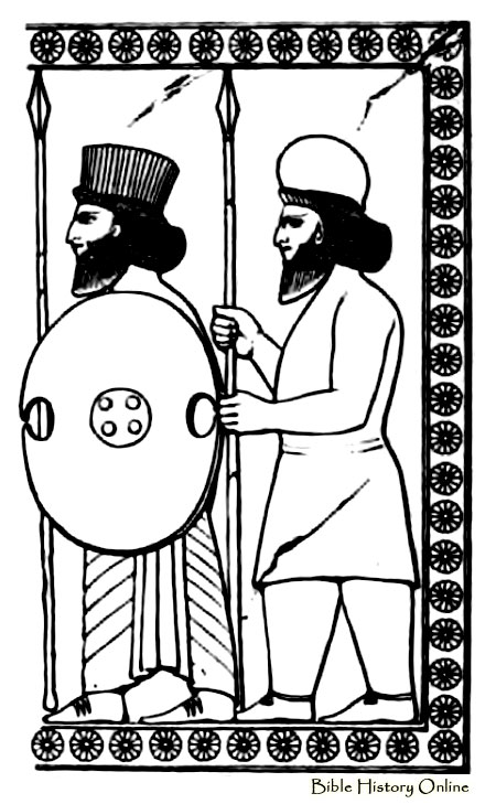 Ancient persia clipart banner black and white library Free Persian Soldier Cliparts, Download Free Clip Art, Free Clip Art ... banner black and white library