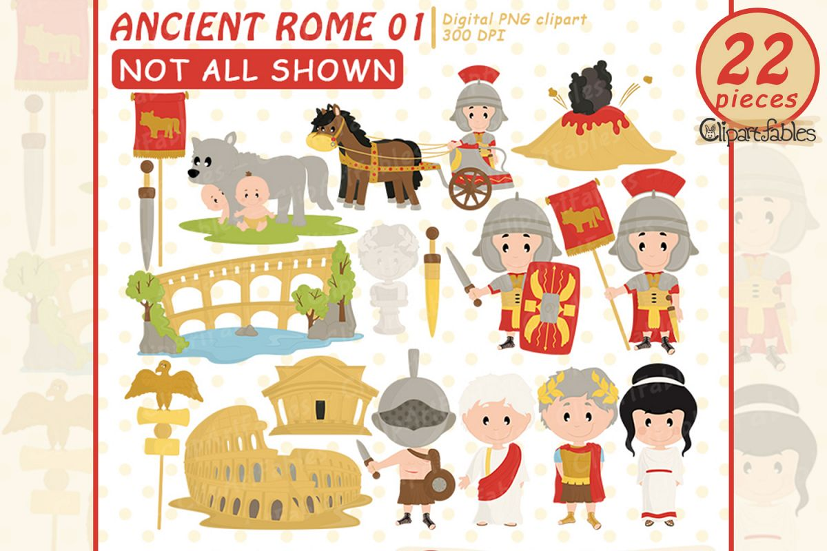 Clipart roman empire