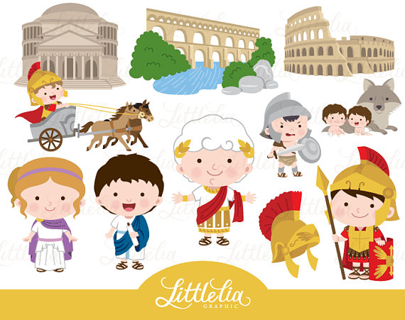 Ancient rome clipart black and white download Ancient roman clipart - rome clipart - 17041 | Children\'s SS | Clip ... black and white download