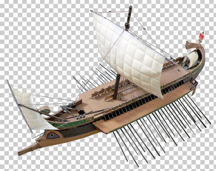 Ancient roman sailing clipart png royalty free Ancient Rome Roman Empire Battle Of Salamis Phoenicia Trireme PNG ... png royalty free