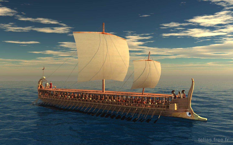 Ancient roman sailing clipart png freeuse library Greek Trireme | ΕΛΛΑΣ | Greek history, Boat, Marine boat png freeuse library