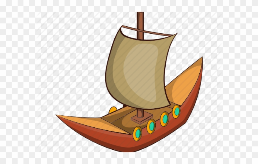 Ancient ship clipart clipart freeuse Ancient Ship Cartoon Png Clipart (#19026) - PinClipart clipart freeuse