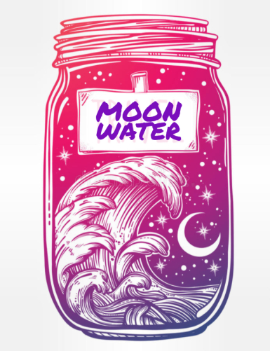 Ancient stone water jars clipart svg transparent New Moon Water with Shungite – The Fat Feminist Witch svg transparent