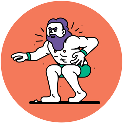 Ancient wrestler clipart jpg free stock 3 things you didn\'t know about the ancient Olympics - Atlanta Magazine jpg free stock