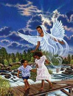 And he will give his angels charge over thee clipart picture free download 413 Best Black wings........ images in 2019 | African american ... picture free download