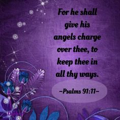 And he will give his angels charge over thee clipart image free download 77 Best Psalm 91 - God\'s protection images in 2019 | Psalm 91 ... image free download