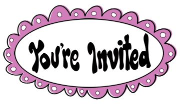 And you re invited clipart image free download Pinterest image free download