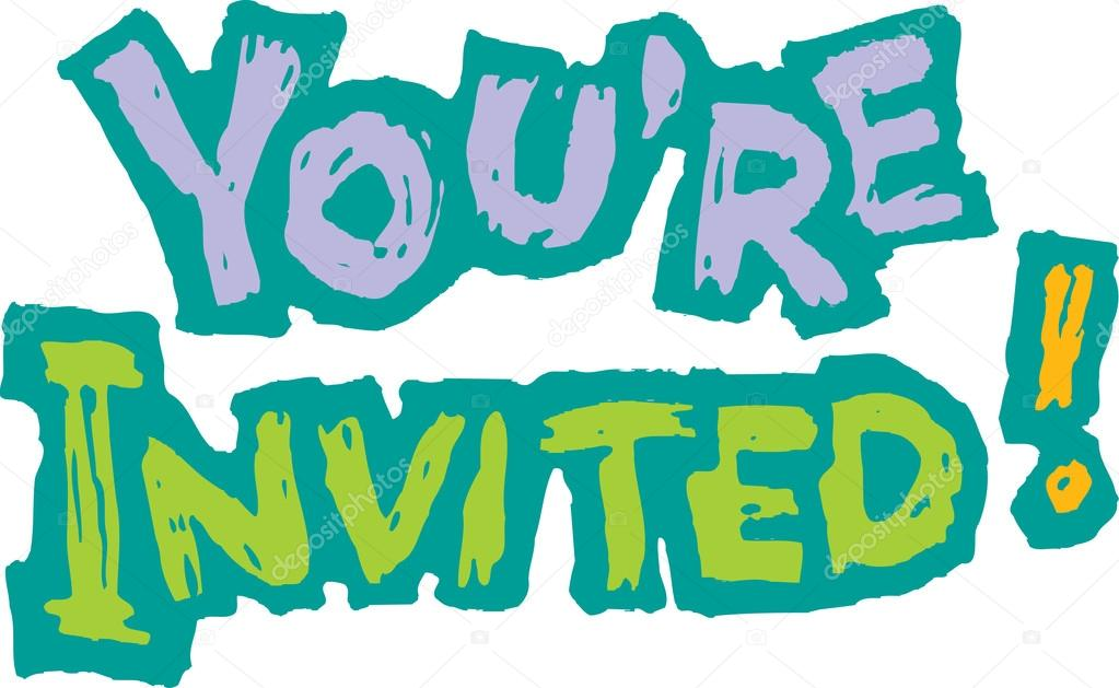And you re invited clipart freeuse You Re Invited Clipart (102+ images in Collection) Page 1 freeuse