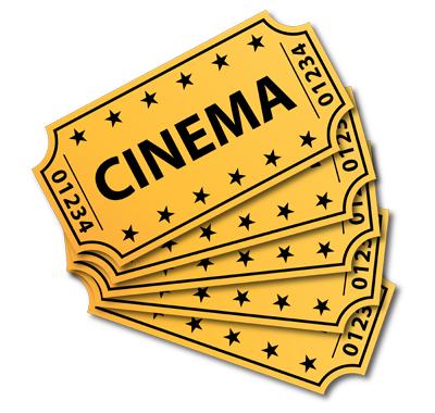 Andare al cinema clipart clipart library stock Andare al cinema è un lusso: la petizione per dimezzare il costo del ... clipart library stock