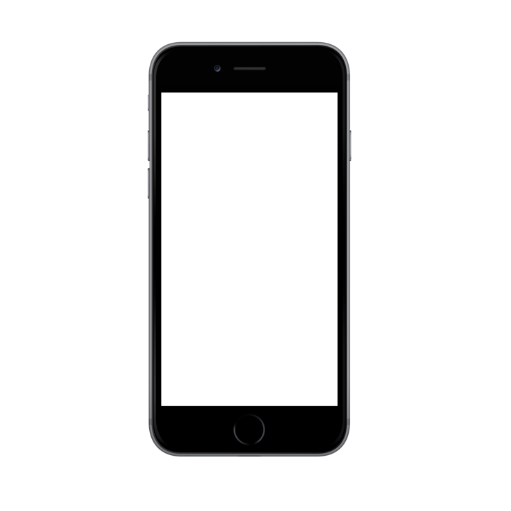 Android apple phone clipart svg download apple-iphone6-spacegrey-portrait.png (740×740)   Campagne App ... svg download