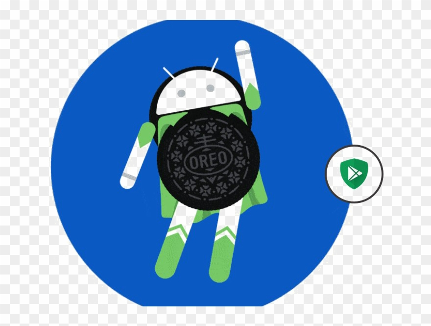 Android oreo clipart jpg free Android Oreo Png Download Image - Android Oreo 8.1 Png Clipart ... jpg free
