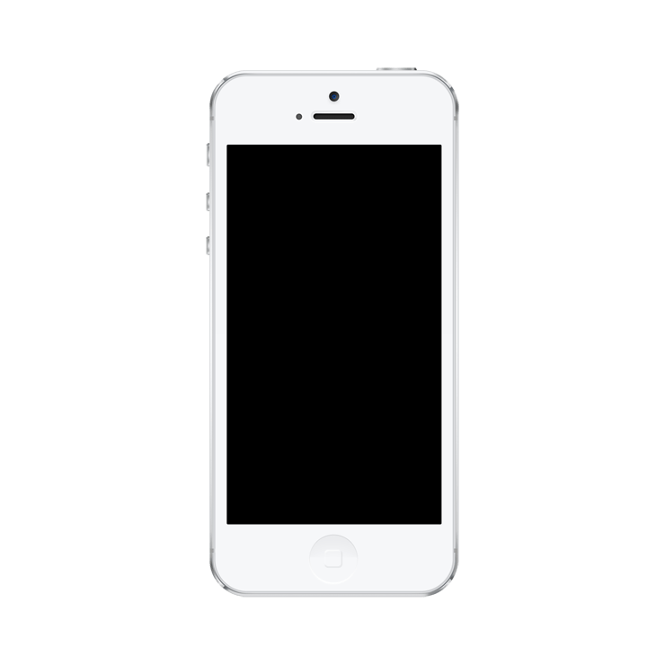 Iphone 5s mockup clipart clip library download MockUPhone clip library download