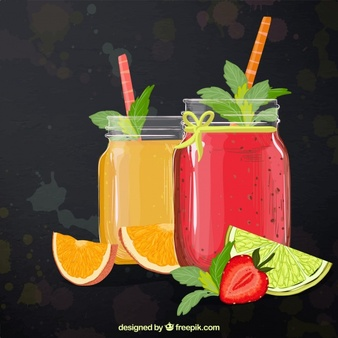 Aneka jus clipart clipart freeuse Juice Background Vectors, Photos and PSD files | Free Download clipart freeuse