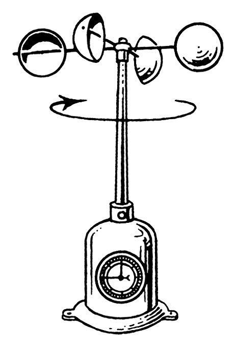 Aneometer clipart vector library Anemometer Sketch at PaintingValley.com | Explore collection of ... vector library