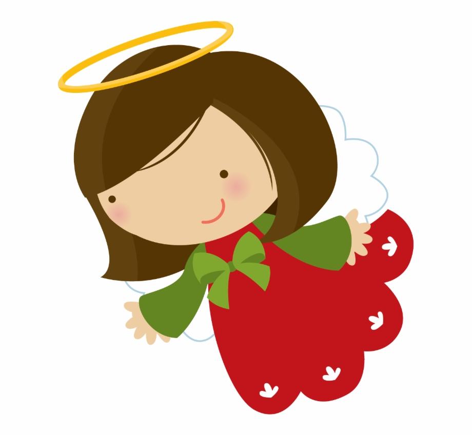 Angel cartoon christmas clipart vector royalty free Christmas Angel Clip Art - angel png, Free PNG Images & Backgrounds ... vector royalty free