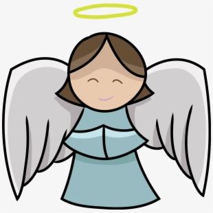 Angel cartoon christmas clipart banner Free Christmas Angels Clipart Cliparts, Silhouettes, Cartoons Free ... banner