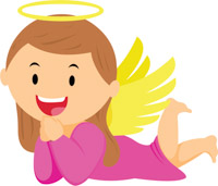 Angel clipart clip download Free Angel Clipart - Clip Art Library clip download