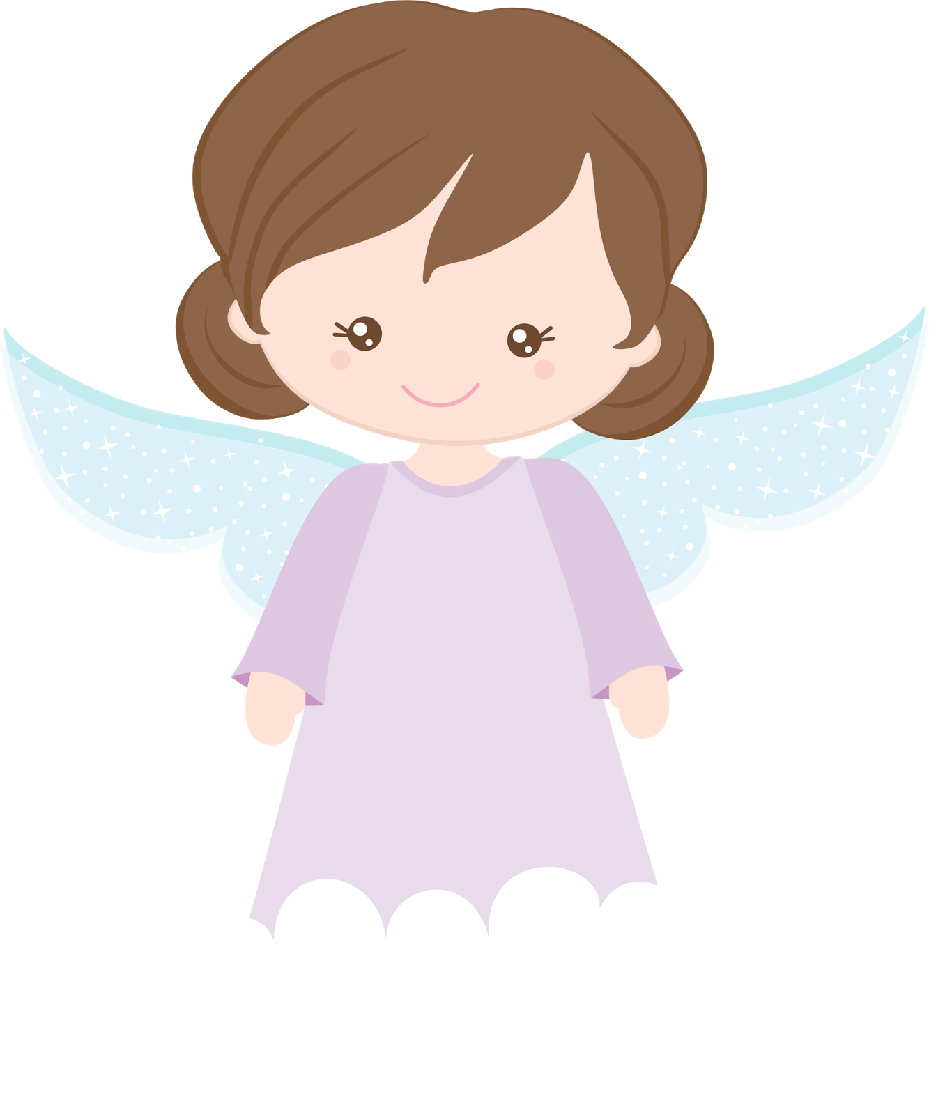 Angel clipart christmas png library library Pin by Sandra Santos on Anjos | Pinterest | Angel, Felt patterns and ... png library library